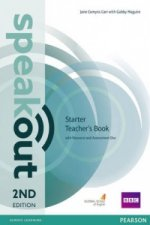 Speakout Starter 2nd Edition Teacher's Guide with Resource & Assessment Disc Pack