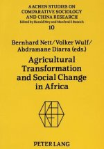 Agricultural Transformation and Social Change in Africa