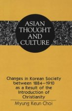 Changes in Korean Society Between 1884-1910 as a Result of the Introduction of Christianity
