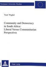 Community and Democracy in South Africa