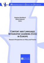 Content and Language Integrated Learning (CLIL) in Europe