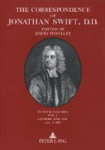 Correspondence of Jonathan Swift, D. D.