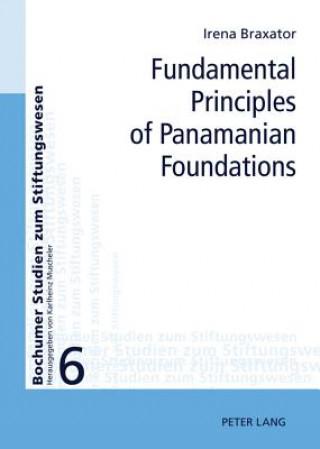 Fundamental Principles of Panamanian Foundations