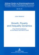 Growth, Poverty and Inequality Dynamics