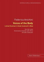 Voices of the Body - Iminal Grammar in Guido Cavalcanti's Rime