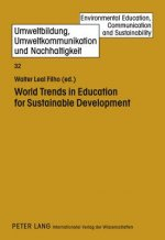 World Trends in Education for Sustainable Development