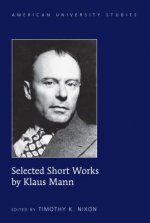 Selected Short Works by Klaus Mann