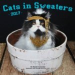Cats in Sweaters 2017