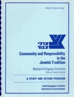 Tzorchei Tzibbur: Community and Responsibility in the Jewish Tradition