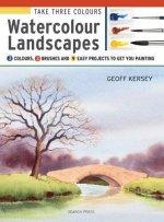 Take Three Colours: Watercolour Landscapes