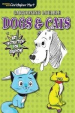 Cartooning Lovable Dogs & Cats