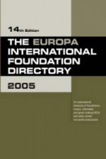 Europa International Foundation Directory 2005