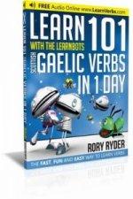 Learn 101 Scottish Gaelic Verbs in 1 Day with the Learnbots