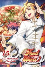Food Wars!: Shokugeki no Soma, Vol. 15