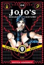 JoJo's Bizarre Adventure: Part 2--Battle Tendency, Vol. 4