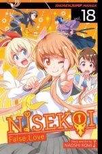 Nisekoi: False Love, Vol. 18