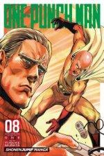 One-Punch Man, Vol. 8