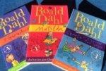Pecyn Roald Dahl 4 (Matilda/Y Gwrachod/Charlie a'r Esgynnydd Mawr Gwydr)