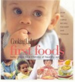 Cooking Light: First Foods