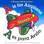is for Airplane/A Es Para Avion