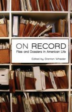 On Record: Files/Dossiers - Ppr