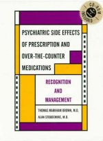 Psychiatric Side Effects of Prescription and Over-the-Counter Medications