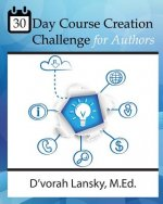 30 Day Course Creation Challenge