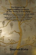 Origin of the Eight Coupling Constants of the Theory of Everything