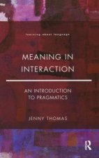 MEANING IN INTERACTION