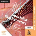 CSM VCE Specialist Mathematics Units 3 and 4 Digital Bundle (Textbook and Hotmaths)