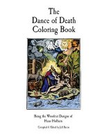 Holbein Coloring Book