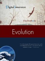 Evolution: an Introductory Text