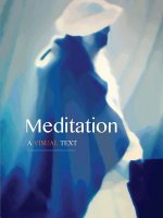 Meditation: A Visual Text