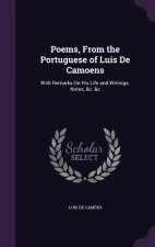 Poems, from the Portuguese of Luis de Camoens