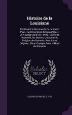 Histoire de La Louisiane