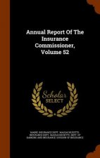 Annual Report of the Insurance Commissioner, Volume 52