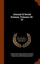 Journal of Social Science, Volumes 35-37