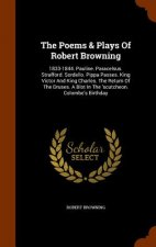 Poems & Plays of Robert Browning