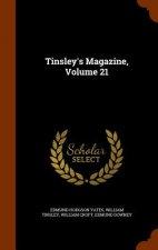 Tinsley's Magazine, Volume 21