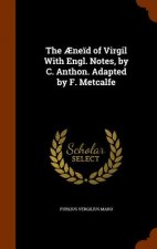 Aeneid of Virgil with Engl. Notes, by C. Anthon. Adapted by F. Metcalfe