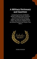 Military Dictionary and Gazetteer