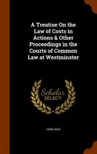 Treatise on the Law of Costs in Actions & Other Proceedings in the Courts of Common Law at Westminster