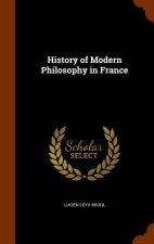 History of Modern Philosophy in France