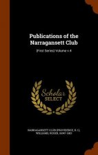 Publications of the Narragansett Club