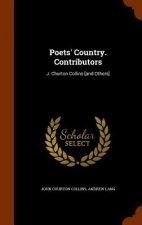 Poets' Country. Contributors