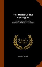 Books of the Apocrypha