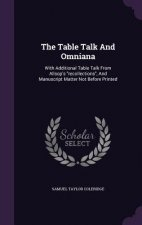 Table Talk and Omniana