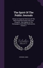 Spirit of the Public Journals