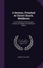 Sermon, Preached at Christ Church, Middlesex