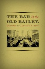 Bar and the Old Bailey, 1750-1850